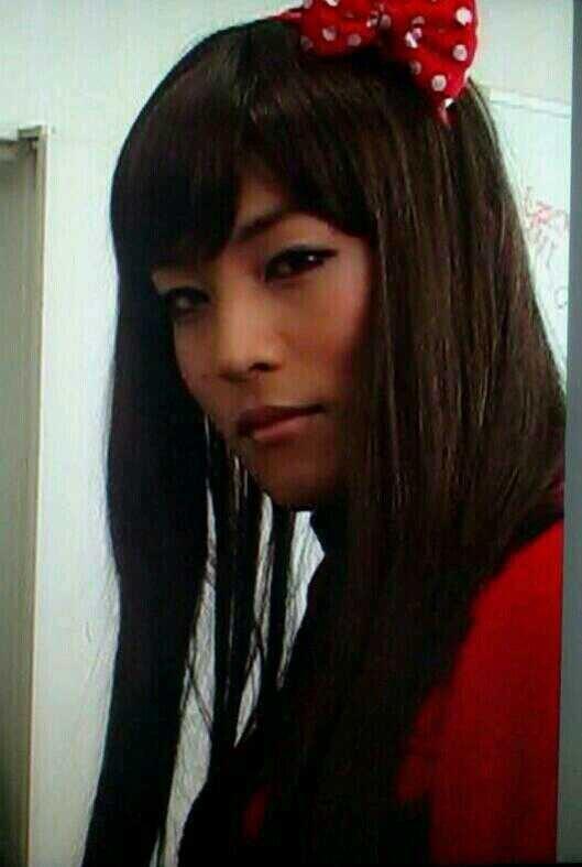 女装の松坂桃李