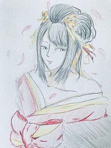 花魁の画像(吉原ラメントに関連した画像)