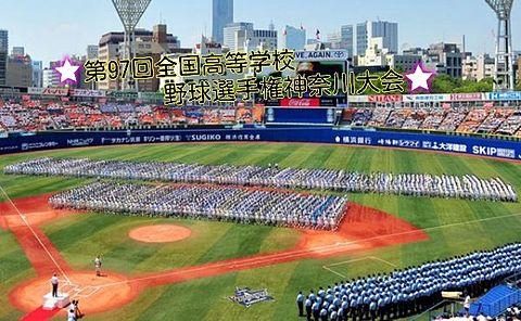 高校野球/神奈川大会の画像(プリ画像)