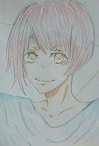 髪型の画像(おえかきに関連した画像)