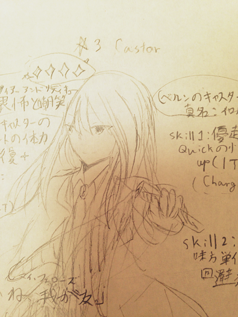創作鯖/ザルツブルクのキャスター(☆3)の画像(プリ画像)