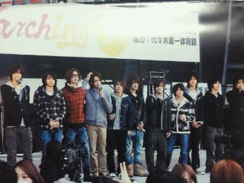 Hey!Say!JUMP Marching J[598893...
