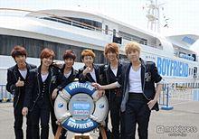 新人賞総なめの韓国ボーイズグループ、豪華客船で日本デビュー会見の画像(ボーイズグループに関連した画像)