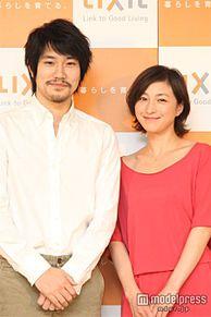 広末涼子&松山ケンイチ、バスルームで大はしゃぎ 夫婦役で初共演の画像(松山ケンイチに関連した画像)