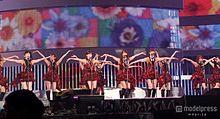 """AKB48がトリ!K-POPガールズは""""悪魔ちゃんダンス""""で会場をメロメロに<ライブレポート>の画像(ライブレポートに関連した画像)"""