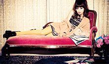 平子理沙、中根麗子の新ブランド「Lilidia」イメージモデルにの画像(平子理沙に関連した画像)