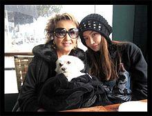 平子理沙、母親との2ショット写真を公開の画像(平子理沙に関連した画像)