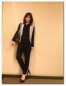 今日の私服/北川景子の画像(北川景子 私服に関連した画像)