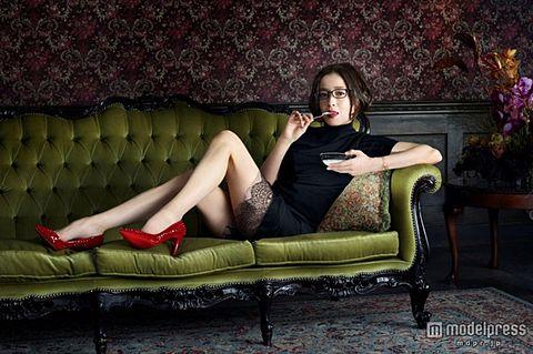 宮沢りえ、妖艶美脚で誘惑「一年分の色気を使っちゃった」の画像 プリ画像