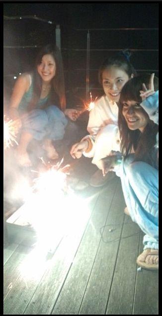 大島優子、AKB48メンバーとのすっぴんショット公開の画像 プリ画像