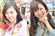 女性ファンに聞くAKB48の魅力とは?第5回AKB48選抜総選挙@新横浜の画像(新横浜に関連した画像)