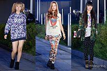 <写真特集>「NYLON JAPAN」ファッションショーにIMALU、秋元梢、Unaら人気モデルが集結の画像(モデルプレスに関連した画像)