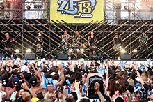 三代目JSB、真夏のステージで圧倒的パフォーマンス「スペシャルな夏をお届けしたい」の画像(モデルプレスに関連した画像)