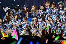 指原莉乃センター曲「恋チュン」、スタッフ600人も含め東京ドームでダンスの画像(モデルプレスに関連した画像)