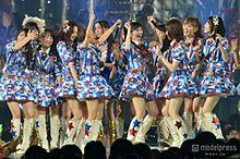 AKB48、涙と歓喜…東京ドーム公演2日目でサプライズ発表の画像(モデルプレスに関連した画像)