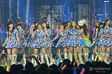 AKB48、サプライズ発表で歓喜 裏方スタッフ参加のダンスで異色の演出も<AKB48ドームツアー東京公演2日目セットリスト/写真特集>の画像(モデルプレスに関連した画像)