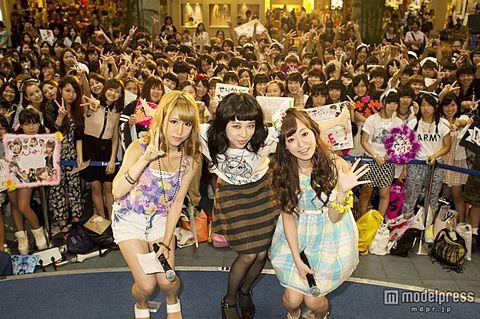 加藤ミリヤ、Popteenモデルと共演 ファンの言葉が新曲にの画像 プリ画像