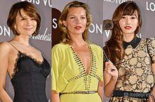ケイト・モス、米倉涼子、ヨンアら各界の豪華セレブリティが「ルイ・ヴィトン」イベントに集結<写真特集>の画像(モデルプレスに関連した画像)