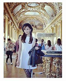 現役No.1キャバ嬢モデル、セレブすぎるパリ旅行の一部始終を公開の画像(モデルプレスに関連した画像)