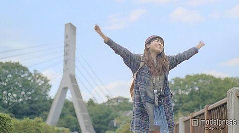"""吉高由里子、""""さんぽ旅""""でグルメ・温泉・パワースポットを巡るの画像 プリ画像"""