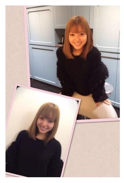 AAA伊藤千晃のイメチェンに「全然雰囲気が違う」の声の画像 プリ画像