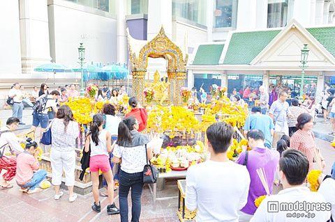 どんな願いも叶う!?タイ・バンコクの最強パワースポットとはの画像 プリ画像