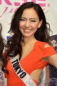 西内まりやの美人姉、「ミス・ユニバース・ジャパン」入賞の画像(ミス・ユニバース・ジャパンに関連した画像)