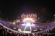 国立最後の音楽イベント、ラルク・Perfume・セカオワらが名曲熱唱 6万人の拍手喝采で幕を閉じる<セットリスト>の画像(音楽イベントに関連した画像)