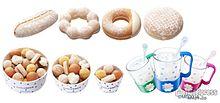 """ミスド、カルピスとのコラボ新商品を発表 """"みんなで食べる""""ドーナツもの画像(新商品に関連した画像)"""