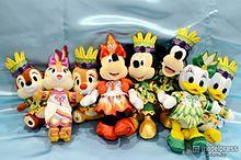 夏ディズニー、ミッキー&ミニー×フルーツモチーフが可愛すぎるの画像(フルーツモチーフに関連した画像)