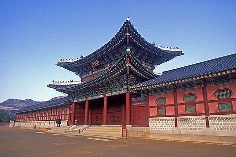 美しい王宮パワスポで昔の韓国へタイムスリップ
