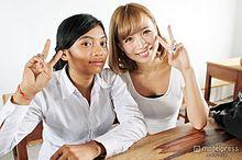 現役慶大生モデル、カンボジアで日本文化を伝える ヘアーメイクも紹介の画像(現役慶大生に関連した画像)