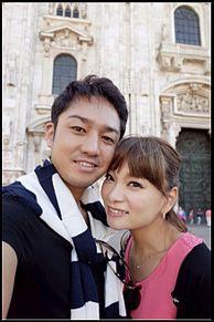 保田圭、イタリアで子宝祈願 夫婦でラブラブ旅行の画像(子宝に関連した画像)