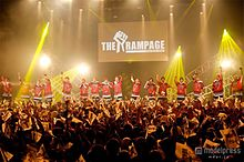 EXILE TRIBE新グループTHE RAMPAGE、正式メンバー決定の画像(EXILE TRIBE(グループ)に関連した画像)