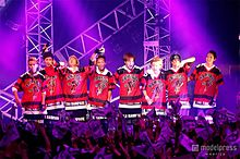 EXILE TRIBE新グループTHE RAMPAGE、涙の正式メンバー発表<16人全員コメント>の画像(EXILE TRIBE(グループ)に関連した画像)