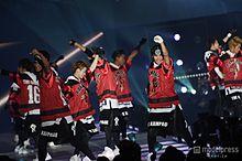 EXILE TRIBE新グループTHE RAMPAGE、大阪でアツいライブ 正式メンバー決定後初ステージの画像(EXILE TRIBE(グループ)に関連した画像)