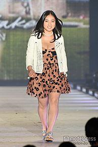 紗綾、デング熱を乗り越え初めてのファッションショー出演の画像(プリ画像)