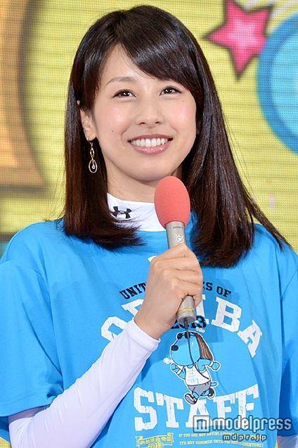 加藤綾子アナ「めざましテレビ」復帰「ご迷惑おかけしました」の画像 プリ画像