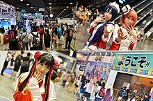 東南アジア最大ポップカルチャーの祭典「AFA2014」シンガポール8万人規模で連日盛況の画像(ポップカルチャーに関連した画像)