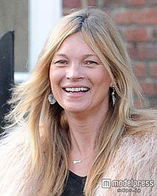 ケイト・モス、41歳の誕生日にスッピンで外出の画像(スッピンに関連した画像)