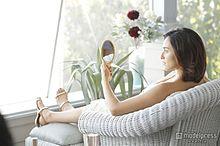 長谷川潤の色気漂う横顔にドキッ ハワイで魅力放出の画像(プリ画像)