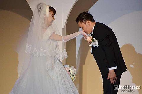 爆笑問題・太田光&光代夫妻、結婚生活25年で初の挙式の画像 プリ画像