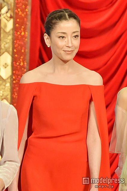 宮沢りえ、12年ぶり最優秀主演女優賞「私の歴史の1ページ」<第38回日本アカデミー賞>の画像 プリ画像