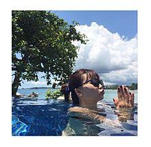 ヨンア、ビンタン島でのんびりGW 「マネしたい」お洒落な旅コーデも披露の画像(GWに関連した画像)