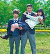 鈴木亮平、30kg増で15歳の高校生役「イメージを裏切りたくない」 プリ画像