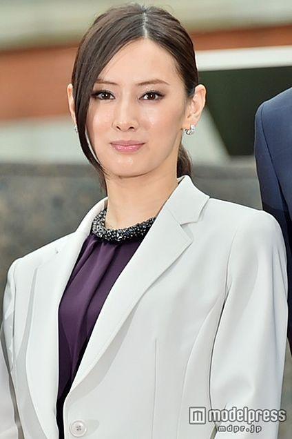 北川景子「HERO」木村拓哉&松たか子2ショットに感激の画像 プリ画像