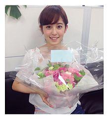 2015年ブレイク候補の美女・久慈暁子、祝福続きの誕生日に感謝「伝えきれないくらい幸せ」の画像(プリ画像)