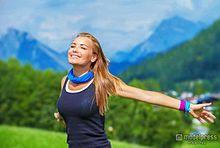 背伸びをするだけで脂肪燃焼?効果を高める方法5つの画像(脂肪燃焼に関連した画像)