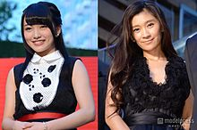 "AKB48向井地美音、""母""篠原涼子とアイドルトークに花咲かすの画像(篠原涼子に関連した画像)"