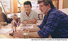 「スター・ウォーズ」ジョージ・ルーカスが語る特別映像解禁の画像(ジョージ・ルーカスに関連した画像)